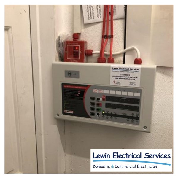 Conventional Fire Alarm Installation